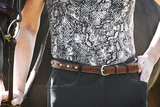 Sparkling Swarovski® crystals classic XL belt _