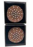 Haarnetje met Swarovski crystals _