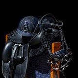 Bridle Swarovski fabric Grandprix_