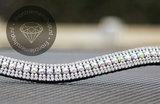 Frontriem Crystal/pearl/Ab Crystal 18mm_