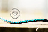 Frontriem Blue Zircon 8mm_
