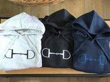 '' Double D Hooded Sweat''_