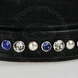 Halsband Brilliance sapphire_