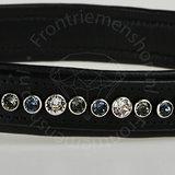 Halsband Brilliance denim blue_
