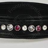Halsband Brilliance rose_