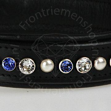 Halsband Brilliance sapphire