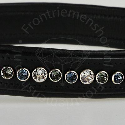 Halsband Brilliance denim blue