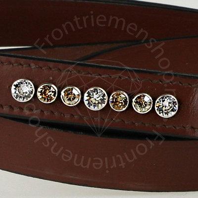 Halsband Brilliance Gold